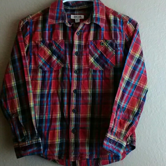 Cherokee Other - Button down shirt